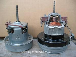DC01 Motors