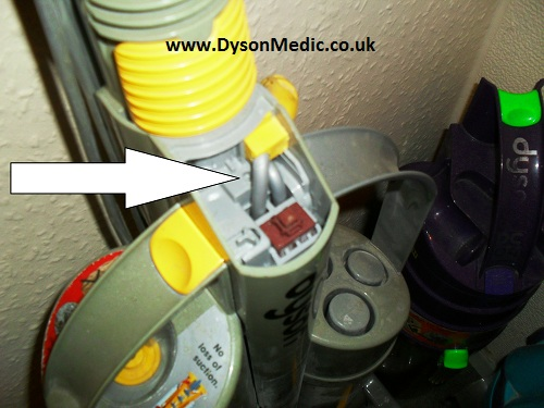dyson dc switch removal and cable replacement dyson dc03 power switch unit
