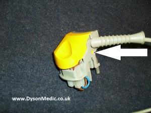 Dyson DC03 Power Switch Unit