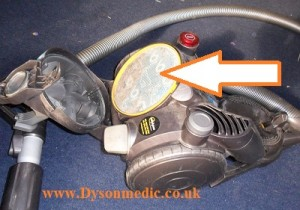 Replace Dyson DC08 Filter