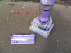 Dyson DC04 Zorbster