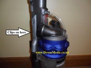 Dyson DC14 tool