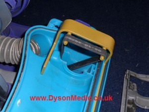 How To Remove a Dyson Belt