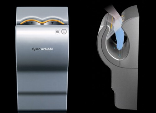 Sell Dyson Airblade Hand Dryer AB01 AB03