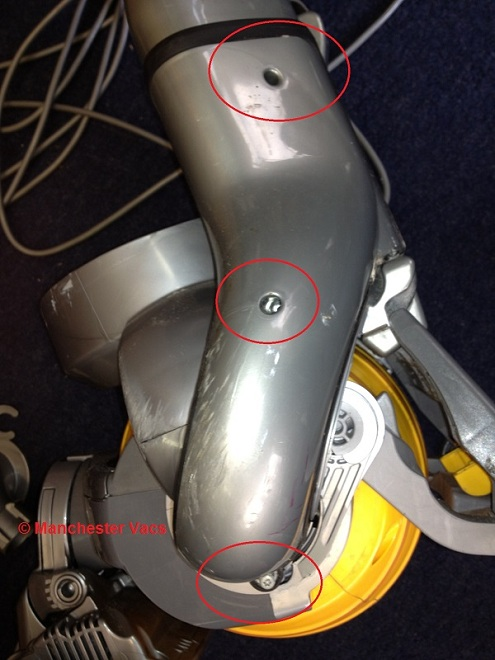 Dyson DC15 motor swap 4