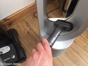 """Do I need to change the filter on my Dyson Air Purifier?"""""""