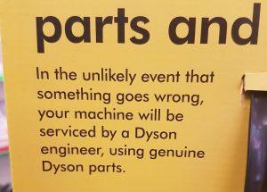 dyson service