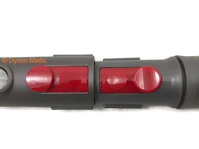 Dyson Red Button Tool Adaptors