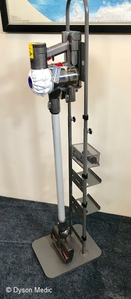 Dyson cordless vacuum stand