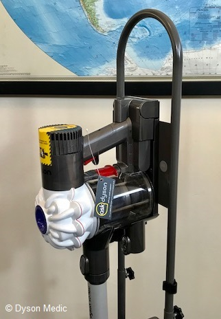 Dyson Handheld Stand