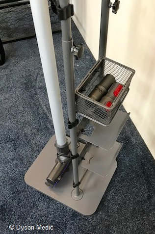 Dyson vacuum cleaner cordless stand